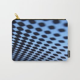 Macro Dots Carry-All Pouch