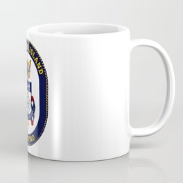 USS RHODE ISLAND (SSBN-740) PATCH Coffee Mug