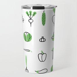 Vegetables set Travel Mug