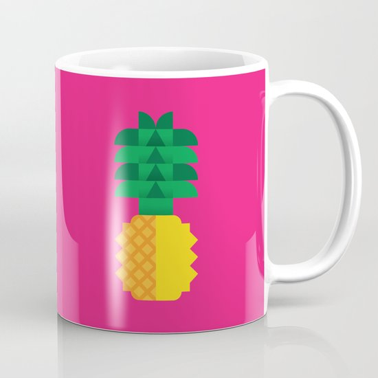 Fruit: Pineapple Mug