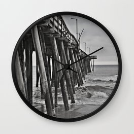 """An Old Feel"" Pier Wall Clock"
