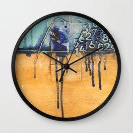10x10 Series: Welcome to my Jumble Wall Clock