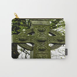 Celtic Cross at Monasterboice Carry-All Pouch