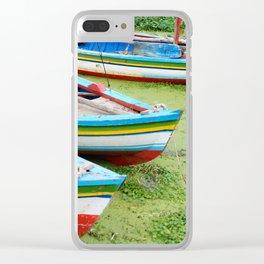 Titicaca 4 Clear iPhone Case
