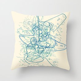 QAYAQ Throw Pillow