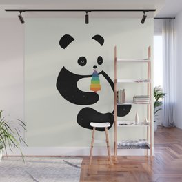 Panda Dream Wall Mural