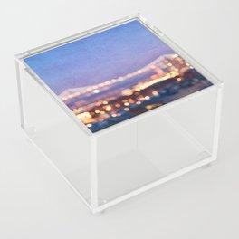 BAY BRIDGE GLOW - San Francisco Acrylic Box
