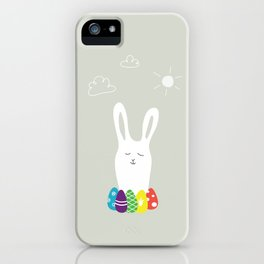 The Happy Easter iPhone Case