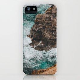 Kerry cliffs iPhone Case