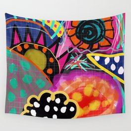 Challo Wall Tapestry