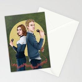 Fitzsimmons - Karaoke Stationery Cards