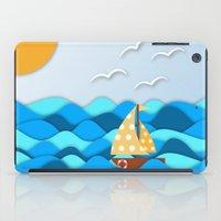 adventure iPad Cases featuring Adventure by General Design Studio