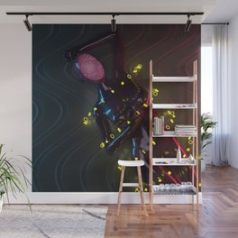 Trapped in Cosmos Wall Mural