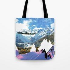 Experiment am Berg 29 Tote Bag