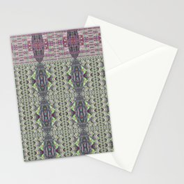 Eighty and One: Squares of Three Square Stationery Cards