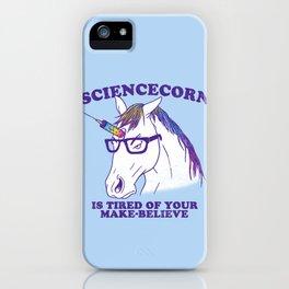 Sciencecorn iPhone Case
