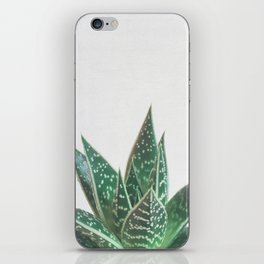 Aloe Tiki iPhone Skin