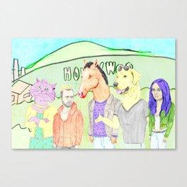 BH Canvas Print