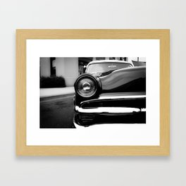 50s Ford Custom Framed Art Print