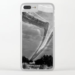 Twist Clear iPhone Case