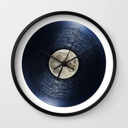 Moon on the Water Wall Clock