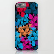 Colorful geometric Shapes Slim Case iPhone 6s