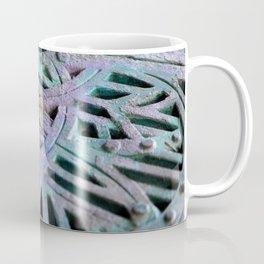 Great Patina Grate Coffee Mug