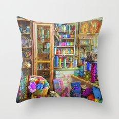 Kitty Heaven Throw Pillow