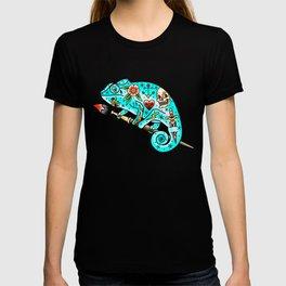 Tattooed Chameleon T-shirt