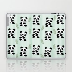 Panda pattern Laptop & iPad Skin