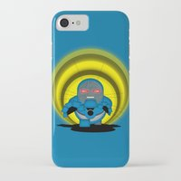 returns iPhone & iPod Cases featuring Chubbyseid Returns  by AWOwens