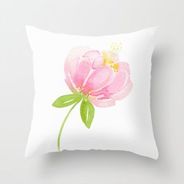 All the Single (Pink) Ladies Throw Pillow