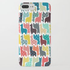 baby llamas iPhone 7 Plus Slim Case