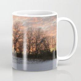Sherbert Sunset Coffee Mug