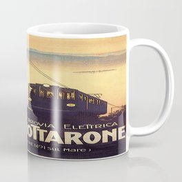 Vintage poster - Stresa-Mottarone Coffee Mug