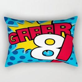 Grrrr8! Rectangular Pillow