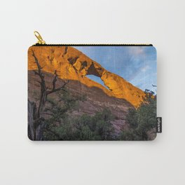 Skyline Arch At Sunset - Arches National Park - Utah Carry-All Pouch