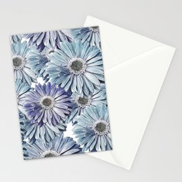 bed of daisies Stationery Cards