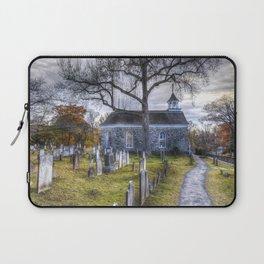 Old Dutch Church Of Sleepy Hollow Laptop Sleeve