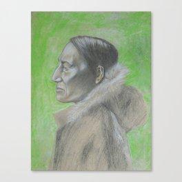 Black Horse 2015 Canvas Print