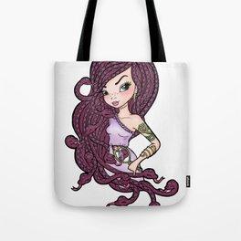 The Snake Mistress Tote Bag