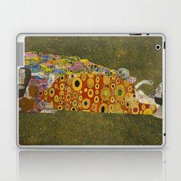 Gustav Klimt - Hope II Laptop & iPad Skin
