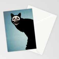 Skullcat Stationery Cards