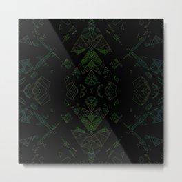 Cosmic Reaver Metal Print