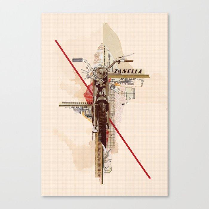 Zanella Canvas Print