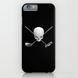 Fairway to Hell iPhone Case