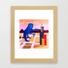 choffez Framed Art Print