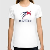 nfl T-shirts featuring Houston X-wings - NFL by Steven Klock