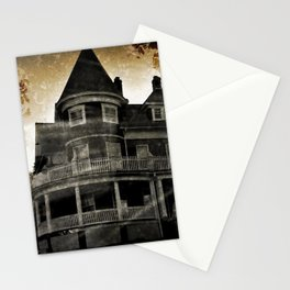 Haunted Hauntings Series - House Number 4 Stationery Cards