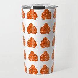 Persimmon Moods Buddha Boys Travel Mug